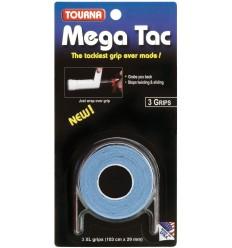 Tourna Grip Mega Tac XL 3 unidades
