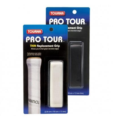 Tourna Pro Tour Grip - Blanco 1.5 mm