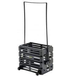 Cesto Recogepelotas BALLPORT Deluxe-ruedas opcionales
