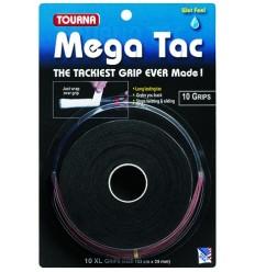 Mega Tac Negro 10 Unidades