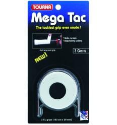 Mega Tac Blanco 3 Unidades