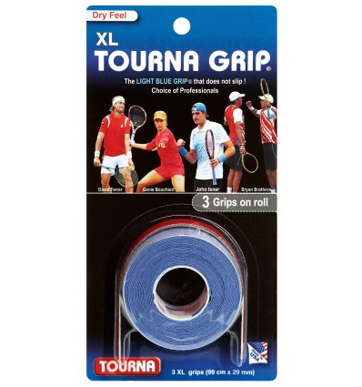 Tourna Grip XL Original 3 un