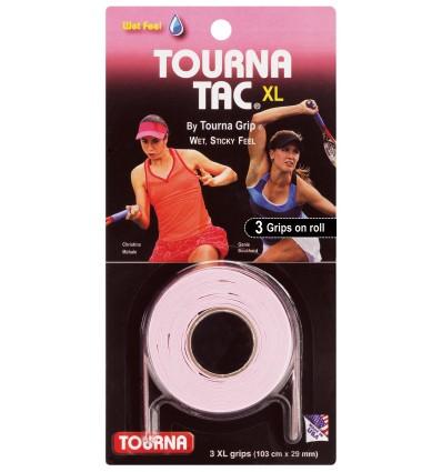 Tourna Tac - XL 3 un. Rosa