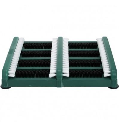 Limpiador Zapatos PVC verde