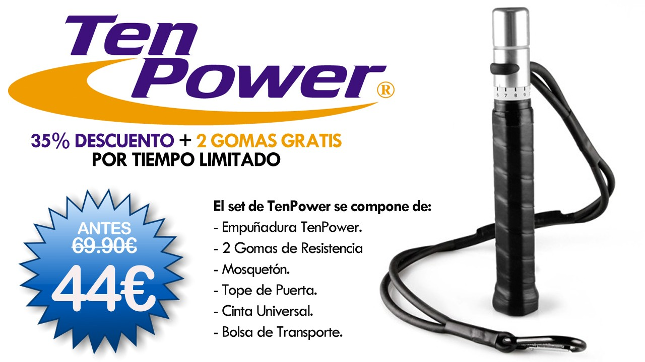 Tenpower 35%OFF