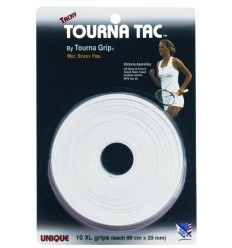 Tourna Tac - XL 10 un. Blanco