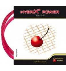 Kirschbaum Hybrix Power 12 mts. Rojo