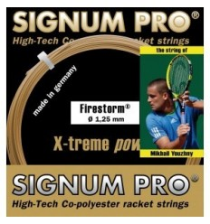 Firestorm 12 mts en 1'20, 1'25 y 1'30 mm