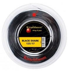 Cordaje Black Shark 1.25, 1.30 Negro 200 m