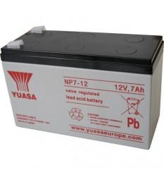 Bateria Lanzapelotas 7Ah