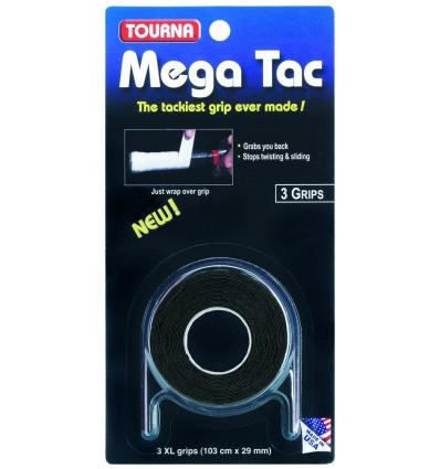 Mega Tac Negro 3 Unidades