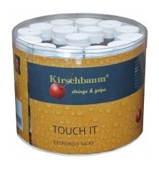 Kirschbaum Sobre Grip Touch It Blanco (60 uni.)