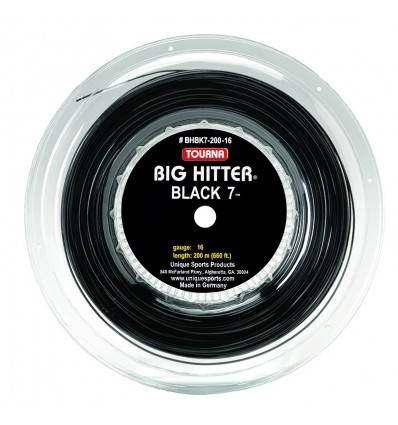 Cordaje Big Hitter Black 7 1'20/1'25