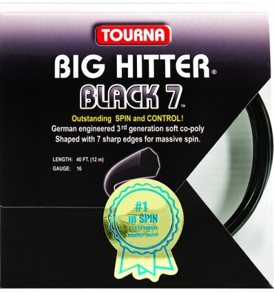 Big hitter Black 7 12 metros heptagonal