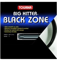Big hitter Black Zone 12 metros