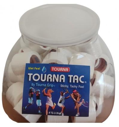 Tourna Tac JAR Blanco 36 unidades