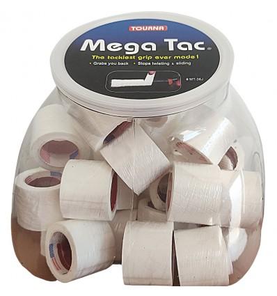 Mega Tac JAR Blanco 36 unidades