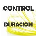 Control - Duración
