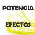 Potencia - Efectos